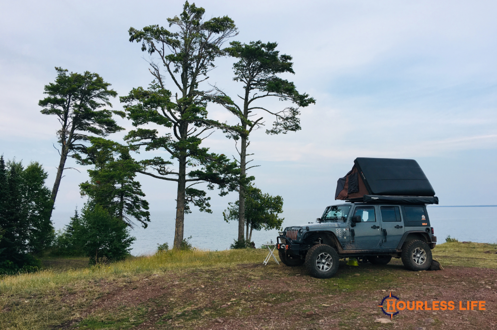 Obstacles to Jeep Overlanding