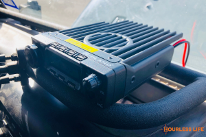 Midland USA GMRS MXT400 Radio Installation