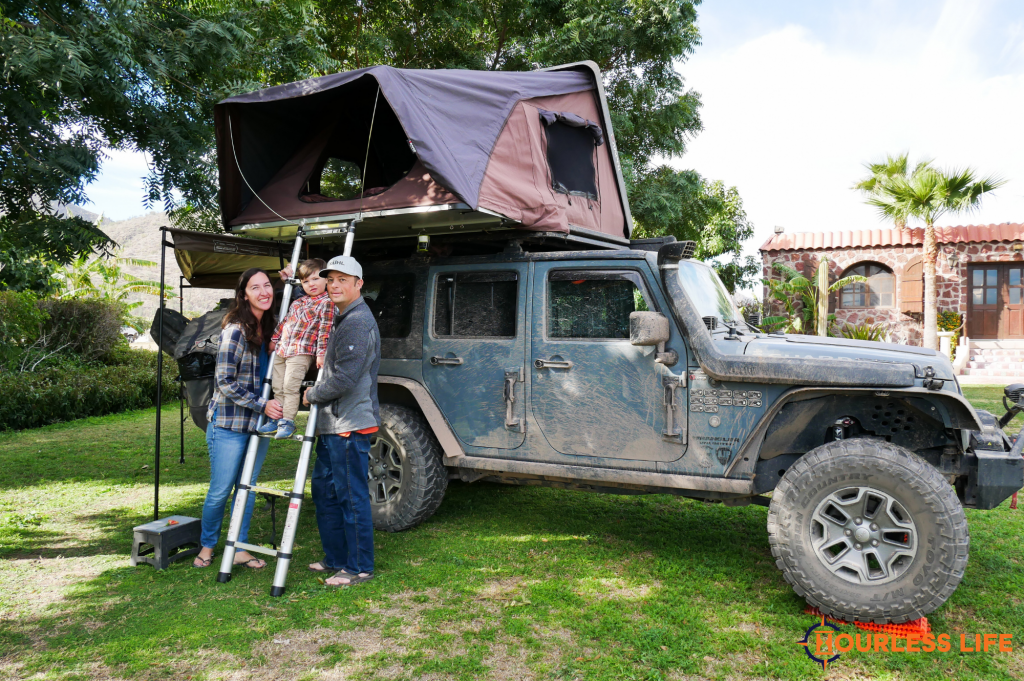Video Tour for Family Overlanding Jeep