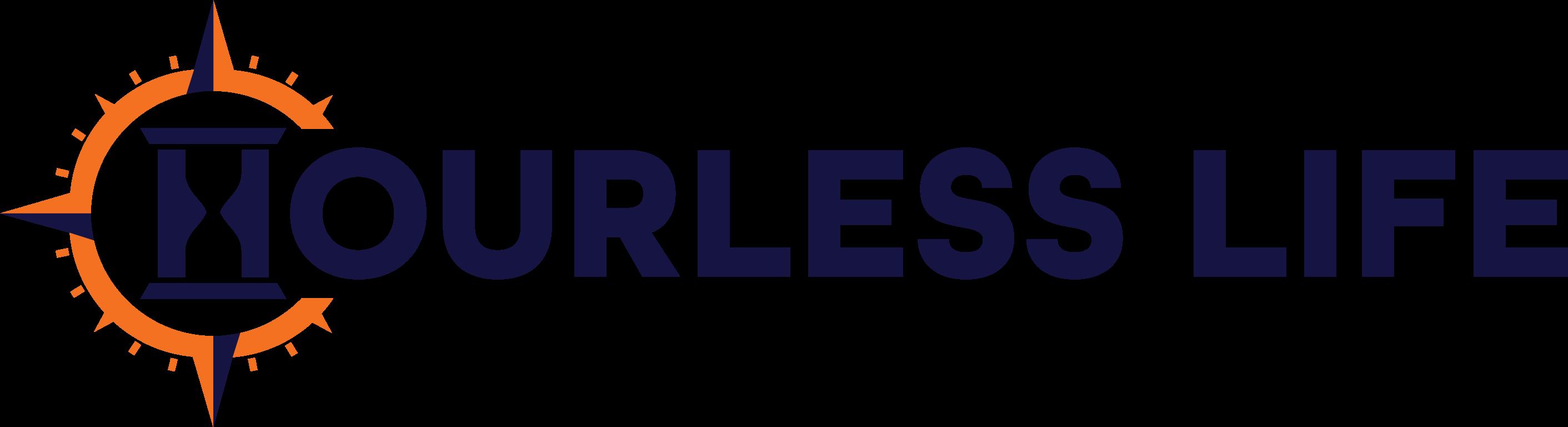 Hourless Life Logo Transparent