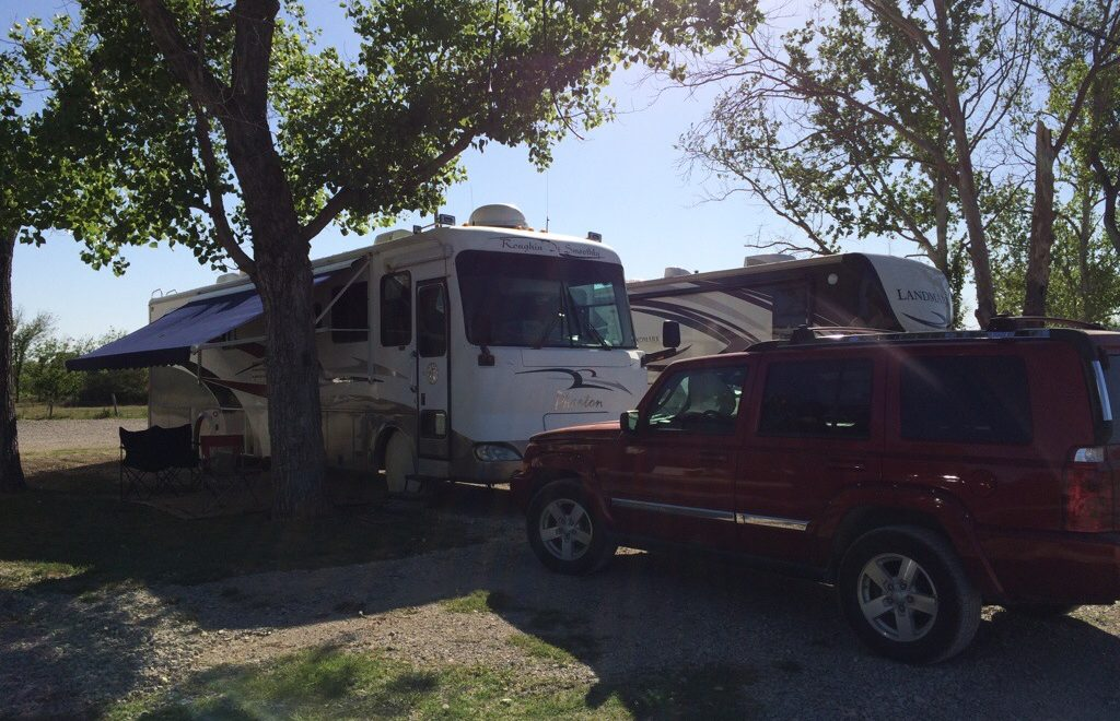 G Country RV Park in Brownwood TX