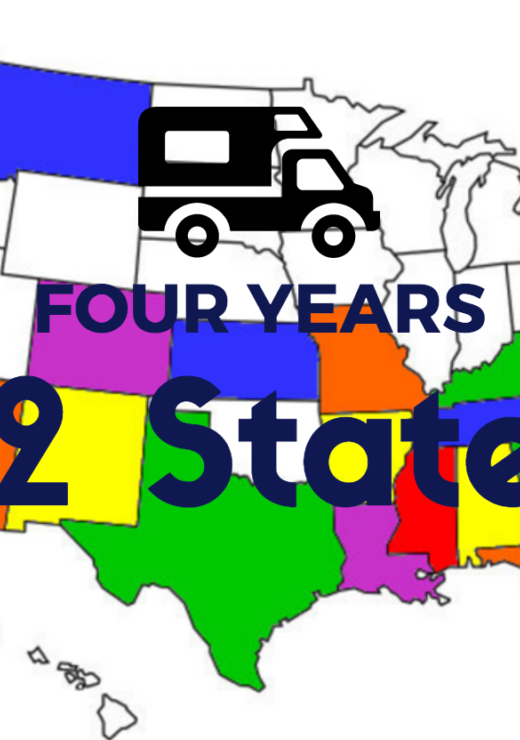 2017 Full-time RV Travels in Review