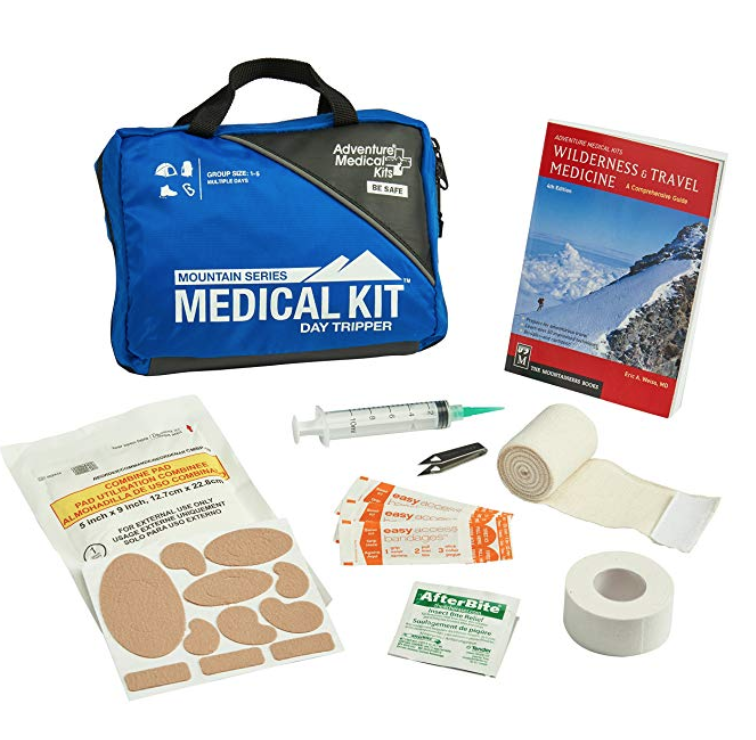 First Aid Kit for Jeepers
