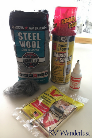 Getting Rid of RV Mice Products