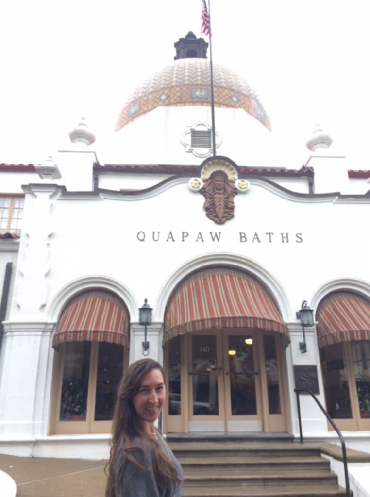 Brittany Highland at Quapaw Bathhouse