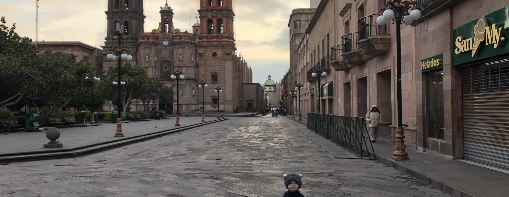Traveling With a Toddler San Luis Potosi
