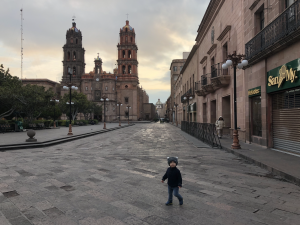 Traveling With a Toddler San Luis Potosi