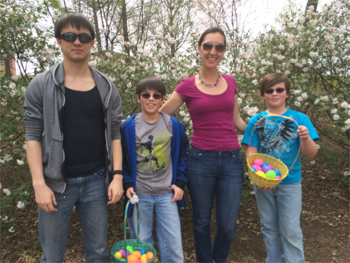 Easter Egg Hunt Centennial Park