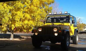 Central Arizona Jeepers a family friendly Jeep club in Arizona