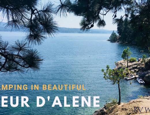 RV Trip to Coeur d'Alene