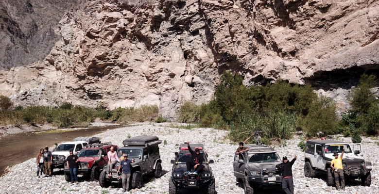 Cost of Overlanding Through Interior of Mexico