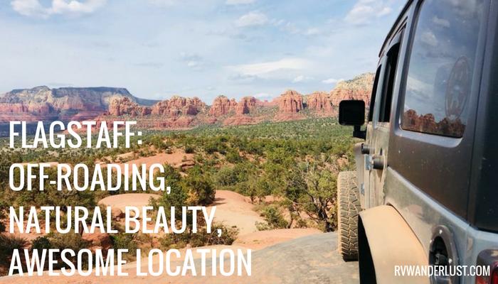 RV Flagstaff Arizona