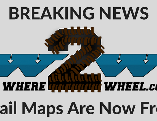Free Jeep Trail Maps from the team at Where2Wheel