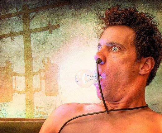 Glow Plug in Nose