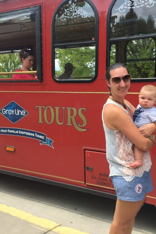Asheville Trolley Tour