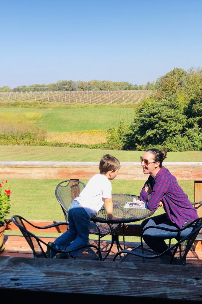 Harvest Hosts Winery