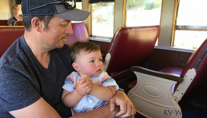 Heber Valley Historic Railroad With Kids