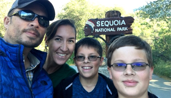Sequoia National Park RV Wanderlust