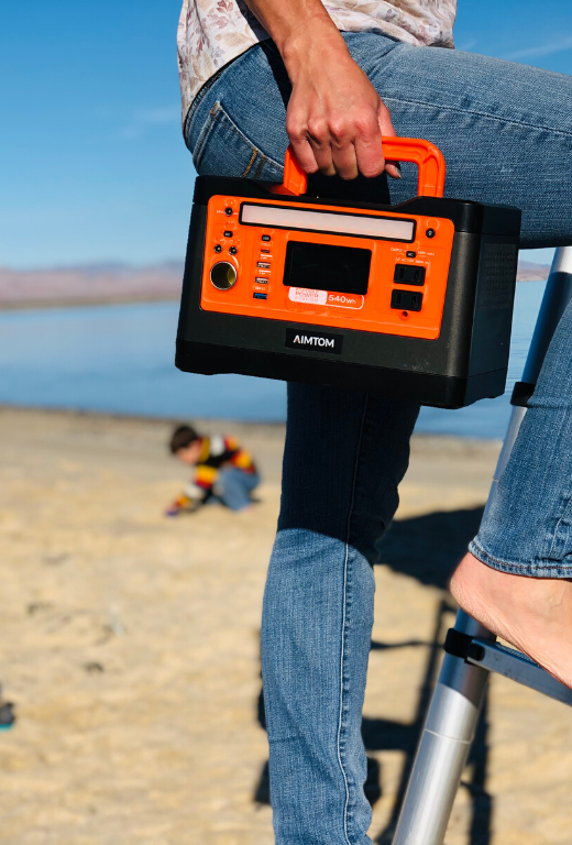 Independent Review of AimTom 540Wh Portable Power Station