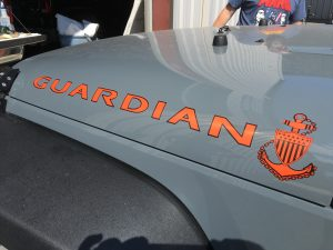 Install Jeep Decals a how to guide