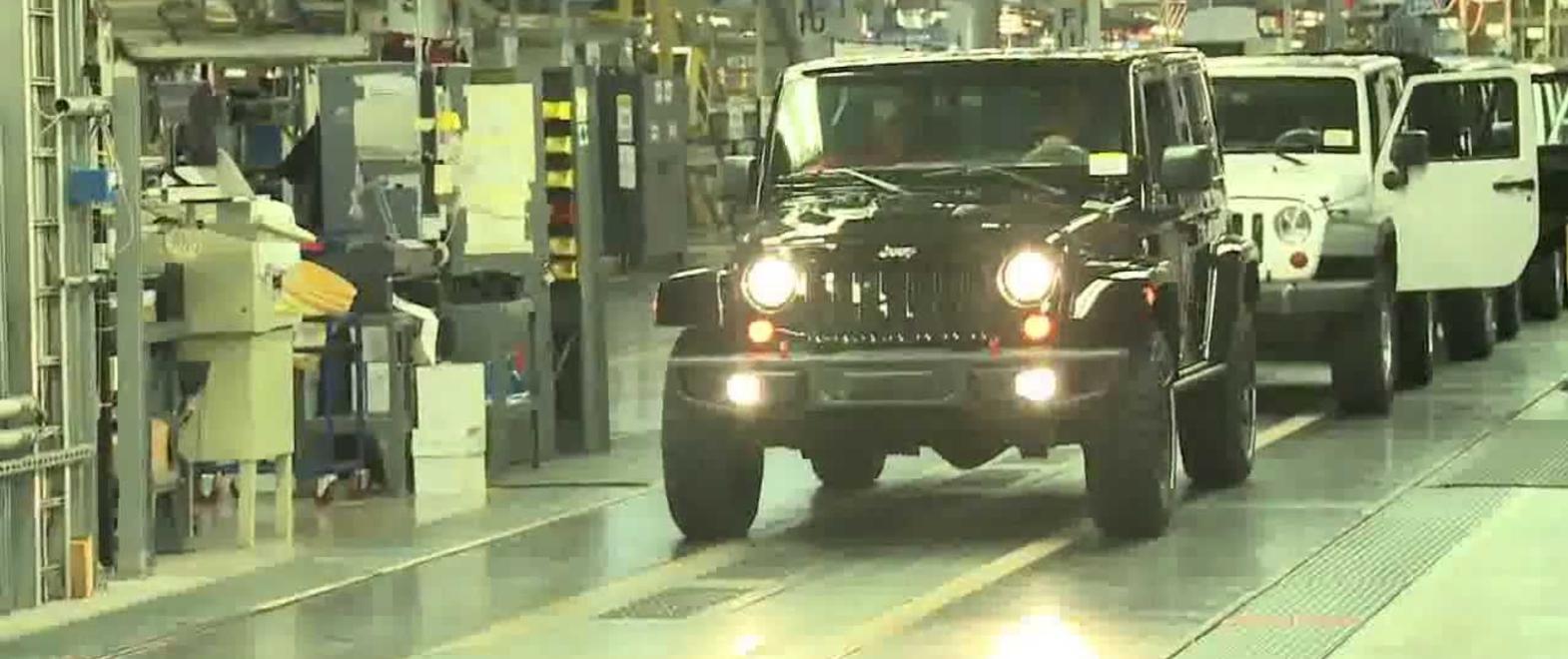 jeep factory toledo