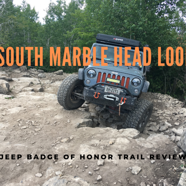 South Marble Head Loop Jeep Trail Review