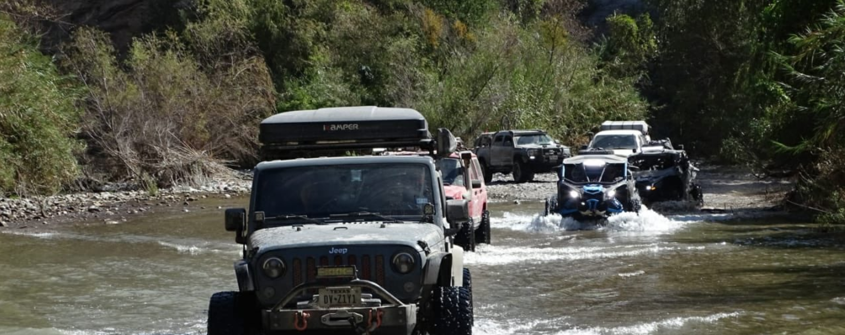 Jeepsies Overlanding Sierra Gorda