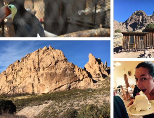 RVing Las Cruces New Mexico