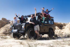 Full-time Overlanding Families Traveling Internationally
