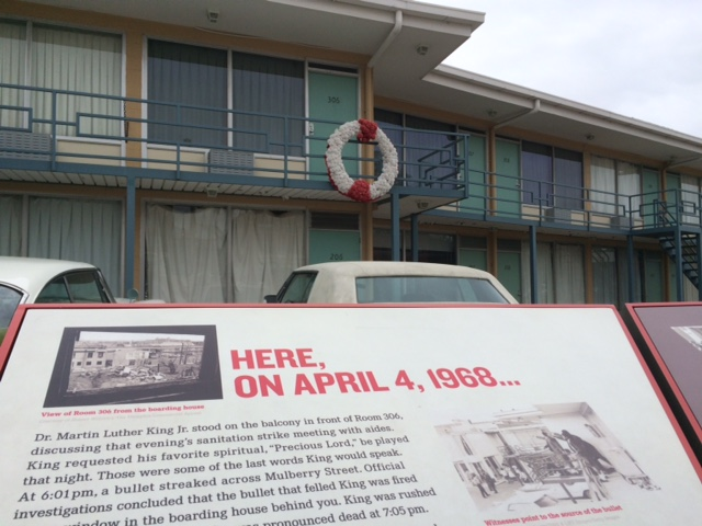 Lorraine Motel Assassination Site