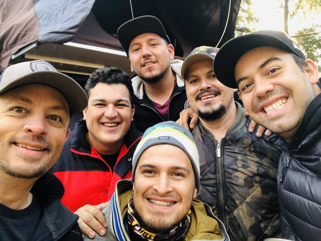 Overland Bound Members in Mexico