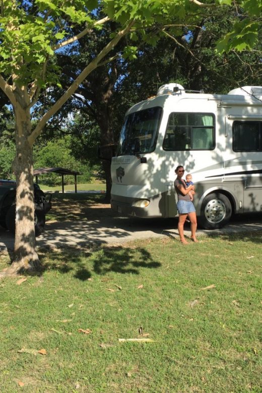 Oak Park Army Corps Campground