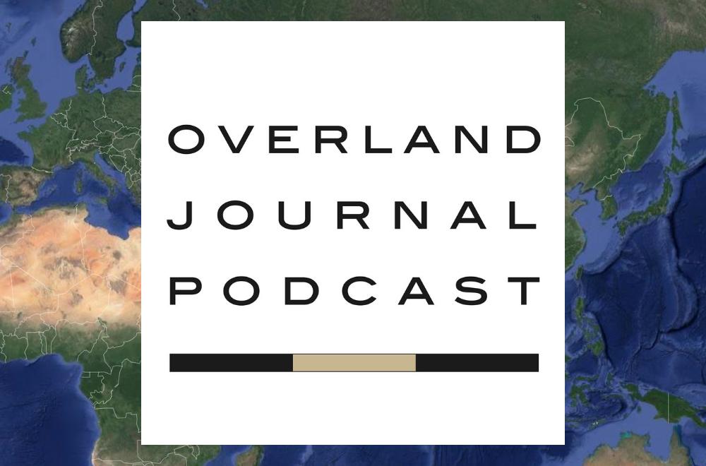 Overland Journal Podcast