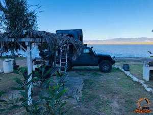 Ensenada Campground for Overlanders in Baja