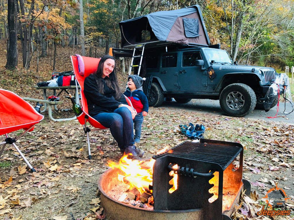 Overlanding Gear for Fire and Warmth