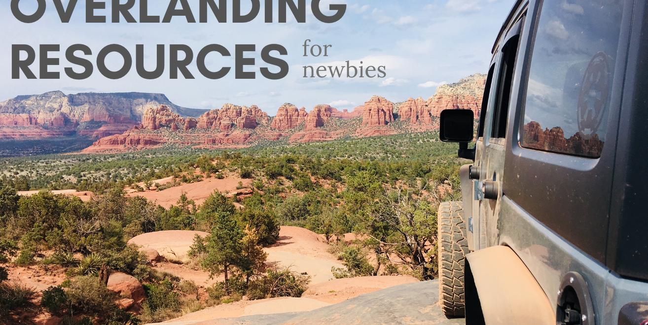 Overlanding Resources List