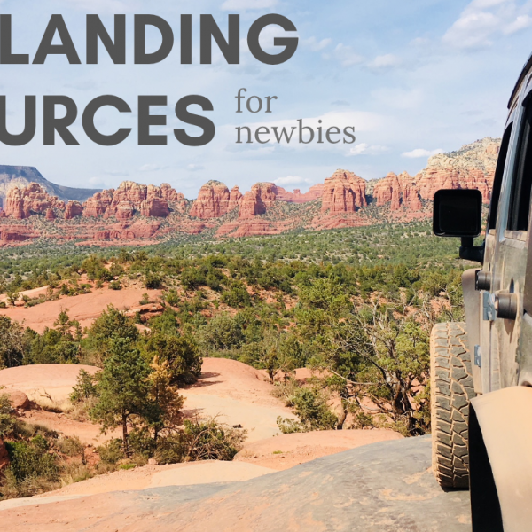 Overlanding Resources List