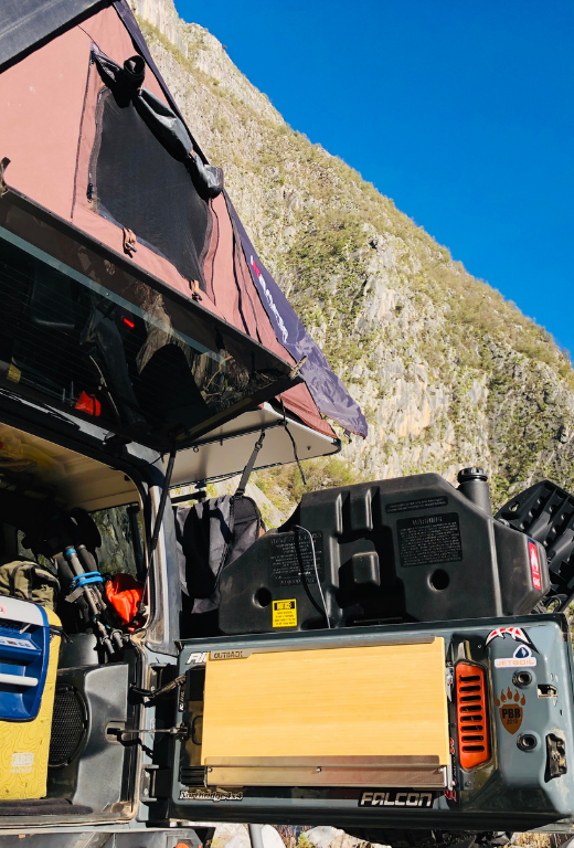 Essential Overlanding Must-haves