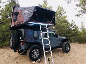 overlanding jeep build