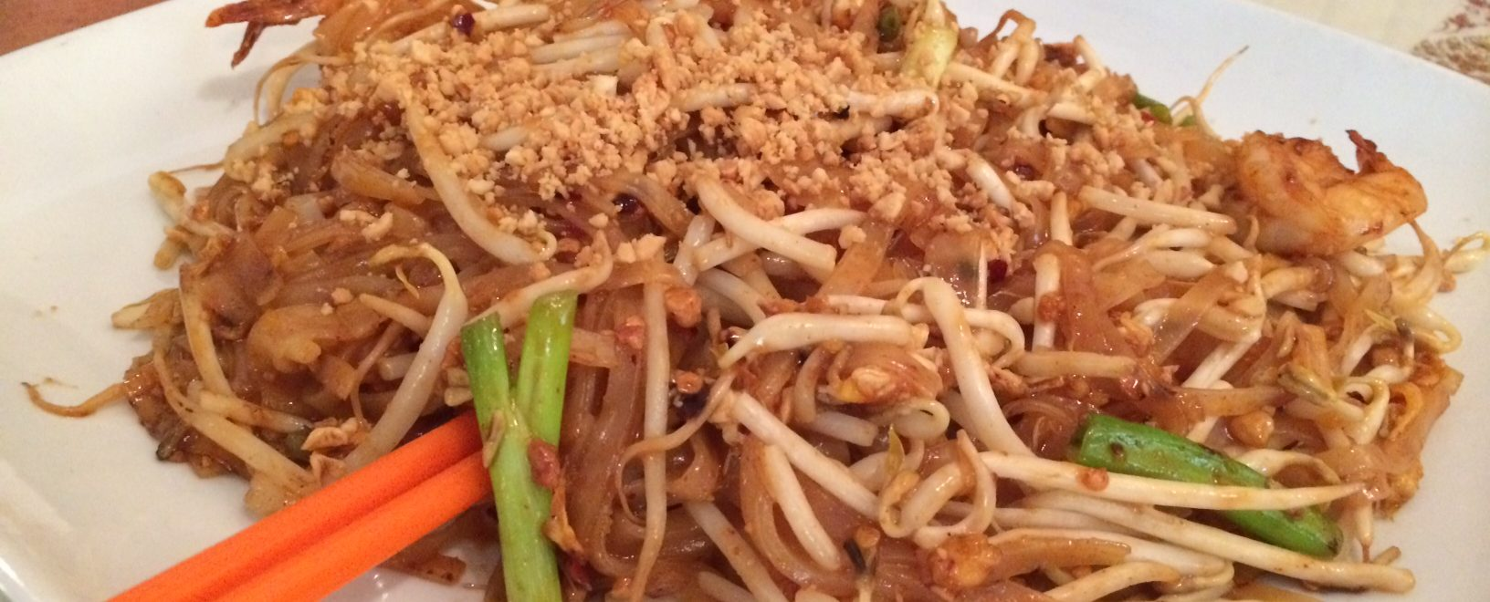 Pad Thai at Thai House
