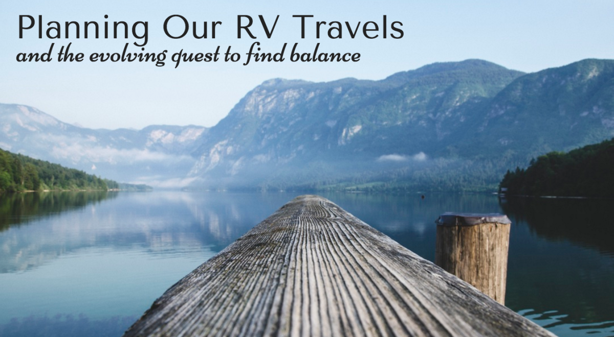 Planning Our RV Travels
