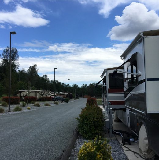 Premier RV Resorts Redding CA