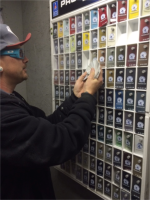 Iron Horse RV Paint Selection