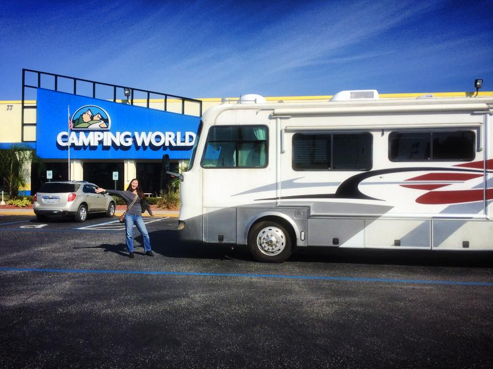 Camping World of Kissimmee RV Repairs