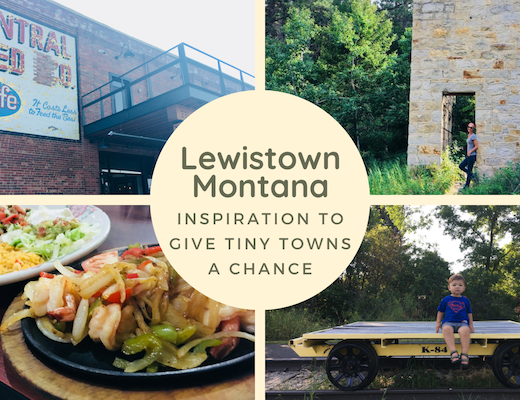 RV Trip to Lewistown Montana