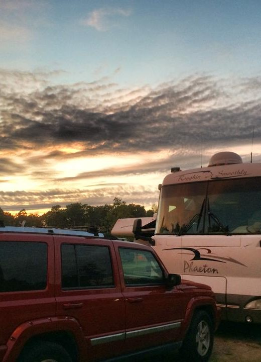 RV Wanderlust at North Carolina State Fairgrounds