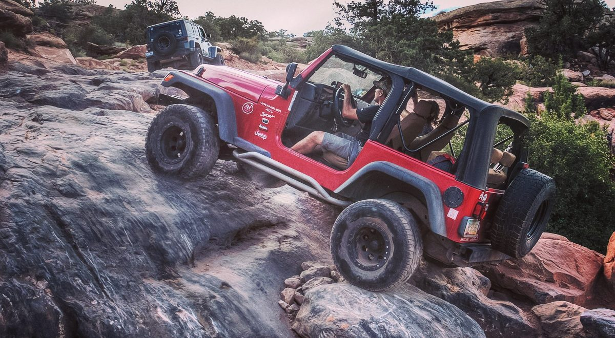 Jerry co-founder of The Jeep Mafia