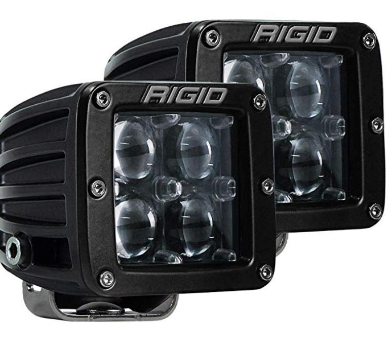 Rigid Industries Cube Lights for Jeep Lover Gift