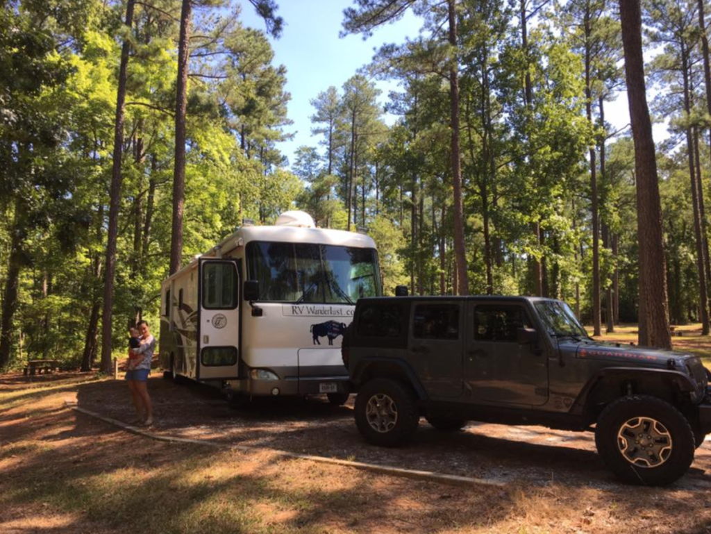 Sumter National Forest Campground