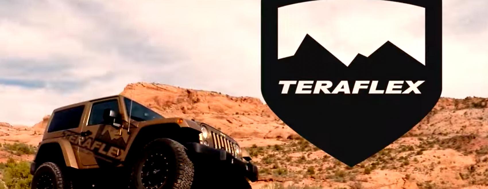 TeraFlex a Jeep Aftermarket product company